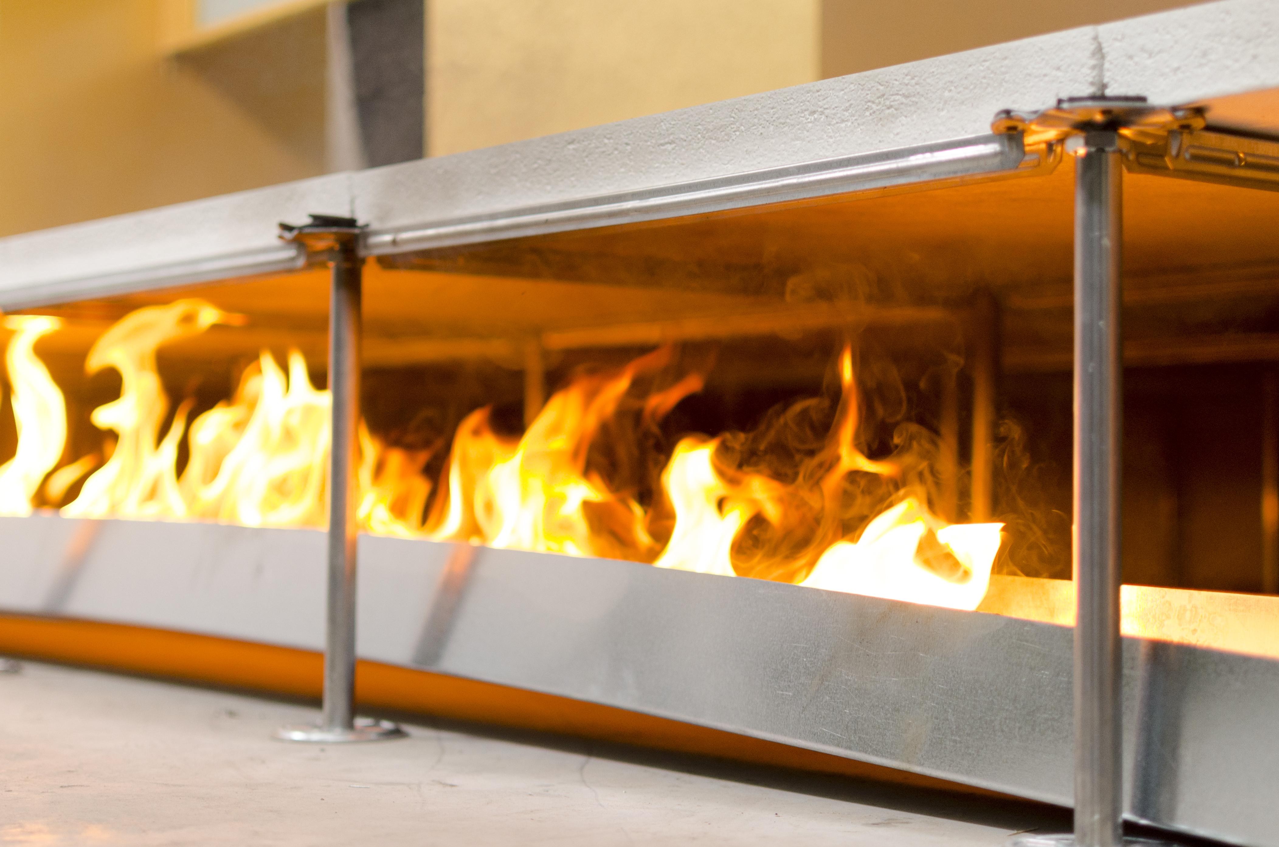 Quattro Pavimente - pardoseli suprainlatate rezistente la foc